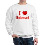 I Love Hackensack Minnesota Sweatshirt