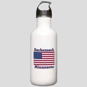 Hackensack US Flag Stainless Water Bottle 1.0L
