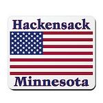 Hackensack US Flag Mousepad