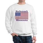 Hackensack US Flag Sweatshirt