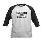 Hackensack Established 1903 Kids Baseball Jersey
