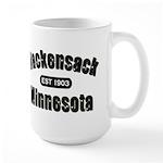 Hackensack Established 1903 Large Mug
