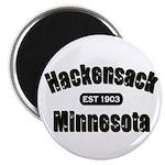 Hackensack Established 1903 Magnet
