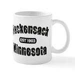 Hackensack Established 1903 Mug