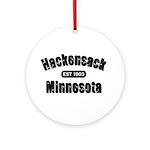 Hackensack Established 1903 Ornament (Round)