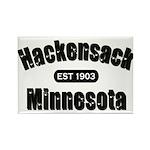 Hackensack Established 1903 Rectangle Magnet (100