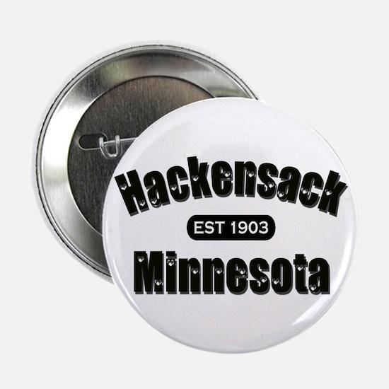 "Hackensack Established 1903 2.25"" Button"