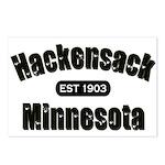 Hackensack Established 1903 Postcards (Package of