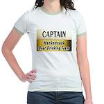 Hackensack Beer Drinking Team Jr. Ringer T-Shirt