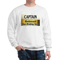 Hackensack Beer Drinking Team Sweatshirt