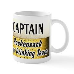 Hackensack Beer Drinking Team Mug