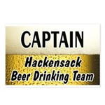 Hackensack Beer Drinking Team Postcards (Package o