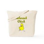 Hackensack Chick Tote Bag
