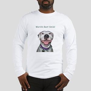 World's_Best_Smile Long Sleeve T-Shirt