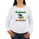 Hackensack Loon Shop Women's Long Sleeve T-Shirt