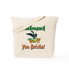 Hackensack Loon Shop Tote Bag