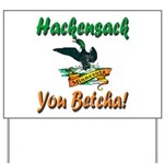 Hackensack Loon Shop Yard Sign