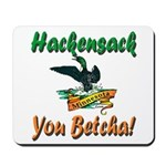 Hackensack Loon Shop Mousepad