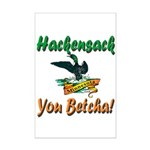 Hackensack Loon Shop Mini Poster Print