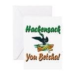 Hackensack Loon Shop Greeting Card
