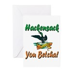 Hackensack Loon Shop Greeting Cards (Pk of 20)
