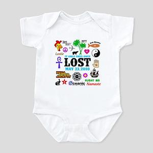 LOST Memories V2 Infant Bodysuit