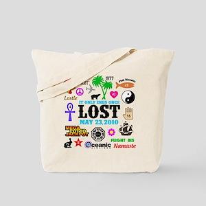 LOST Memories V2 Tote Bag