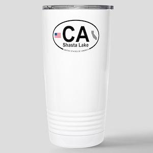 Shasta Lake Stainless Steel Travel Mug