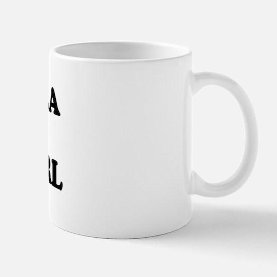 Priscilla Is My Homegirl Mug