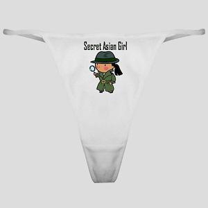 Secret Asian Girl II Classic Thong