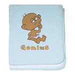 Baby Genius baby blanket