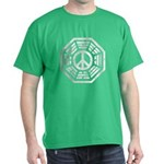 Dharma Peace Faded Dark T-Shirt