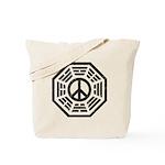 Dharma Peace Faded Tote Bag