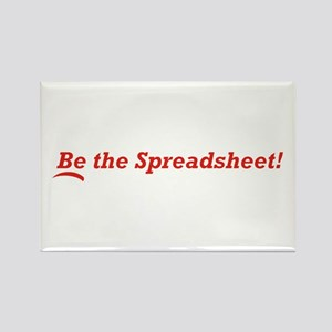 Be the Spreadsheet Rectangle Magnet