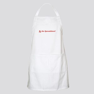 Be the Spreadsheet Apron