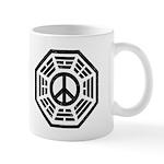 Dharma Peace Faded Mug
