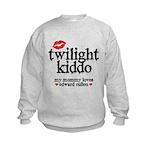 Twilight Mom Kids Sweatshirt