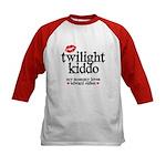 Twilight Mom Kids Baseball Jersey