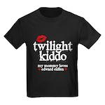 Twilight Mom Kids Dark T-Shirt
