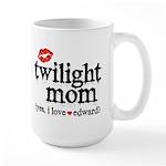 Twilight Mom Large Mug