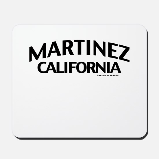 Martinez Mousepad