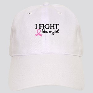 Licensed Fight Like a Girl 18.7 Cap