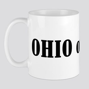 Ohio or Bust! Mug