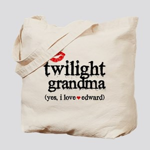 Twilight Grandma Tote Bag