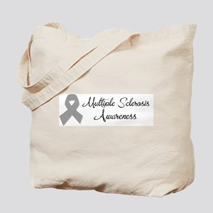MS Awareness Tote Bag