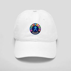 Aquarius Sign Cap