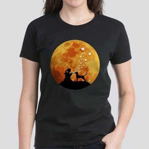 Redbone Coonhound Women's Dark T-Shirt