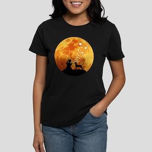Redbone Coonhound Women's Dark T-Shirt
