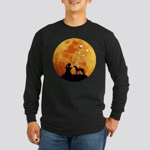 Rhodesian Ridgeback Long Sleeve Dark T-Shirt