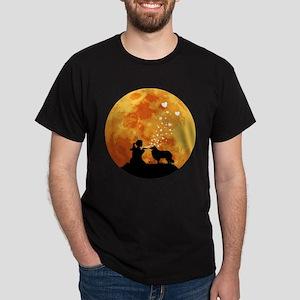Rough Collie Dark T-Shirt